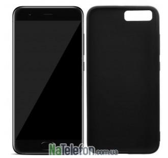 Чехол Original Silicone Case для Xiaomi Mi6 Black