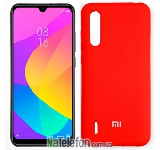 Чехол Original Soft Case для Xiaomi Mi9 Lite Красный FULL