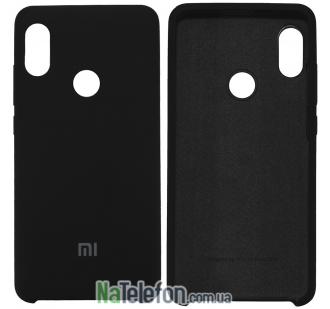 Чехол Original Soft Case для Xiaomi Redmi Note 5 Pro Чёрный