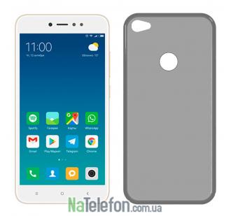 Чехол Ultra-thin 0.3 для Xiaomi Redmi Note 5a Prime Black