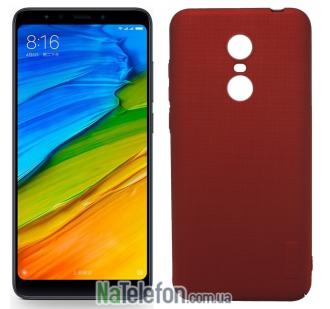 Чехол X-Level Hero series для Xiaomi Redmi 5 Plus Red