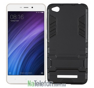 Чехол HONOR Hard Defence Series для Xiaomi Redmi 4a Black