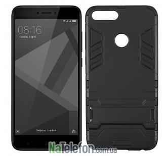 Чехол HONOR Hard Defence Series для Xiaomi Redmi 4x Black