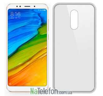 Чехол Ultra-thin 0.3 для Xiaomi Redmi 5 Plus White
