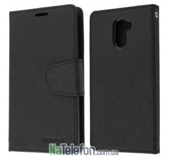 Чехол книжка Goospery для Xiaomi Redmi 4 Prime Black