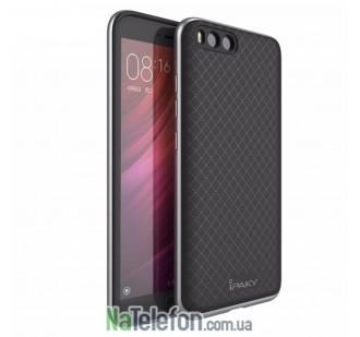 Накладка iPaky (OR) Carbon TPU + Bumper for Xiaomi Mi6 Grey