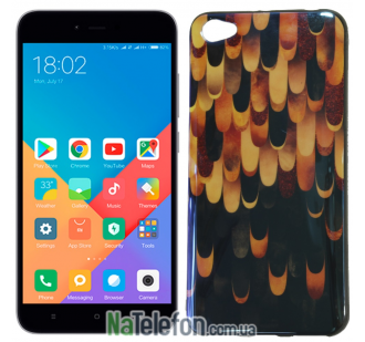 Чехол U-Like Picture series для Xiaomi Redmi Note 5a Lights