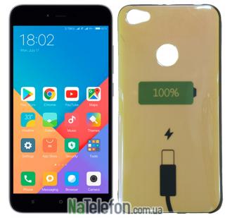 Чехол U-Like Picture series для Xiaomi Redmi Note 5a Prime Power 100%
