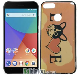 Чехол U-Like Picture series для Xiaomi Mi 5x/A1 Love Pink