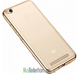 Чехол Remax Air Series для Xiaomi Redmi 4a Gold