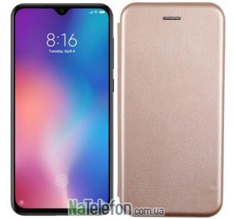 Чехол книжка U-Like Best для Xiaomi Mi9 SE Bronze