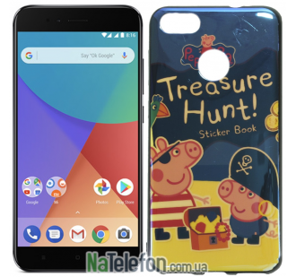 Чехол U-Like Picture series для Xiaomi Mi 5x/A1 Peppa Pig