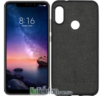 Чехол Baseus Skill Case для Xiaomi Redmi 6 Pro/Mi A2 Lite Black