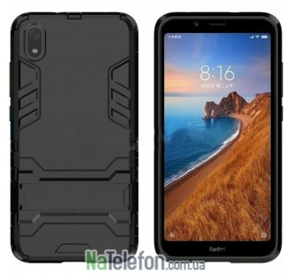 Чехол HONOR Hard Defence Series для Xiaomi Redmi 7a Black