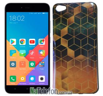 Чехол U-Like Picture series для Xiaomi Redmi Note 5a Cube