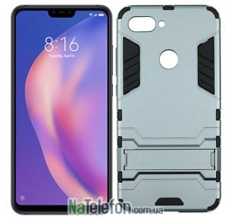 Чехол HONOR Hard Defence Series для Xiaomi Mi8 Lite Space Gray