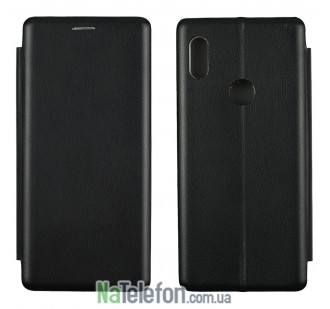 Чехол книжка U-Like Best для Xiaomi Redmi S2 Black