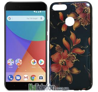 Чехол U-Like Picture series для Xiaomi Mi 5x/A1 Flowers