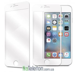 Защитное стекло TigerGlass для APPLE iPhone 7 Plus (0.3 мм, 3D белое)