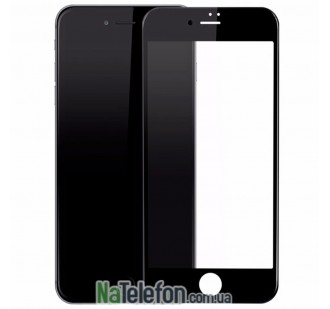 Защитное стекло TigerGlass для APPLE iPhone 7 Plus (0.3 мм, 3D чёрное)