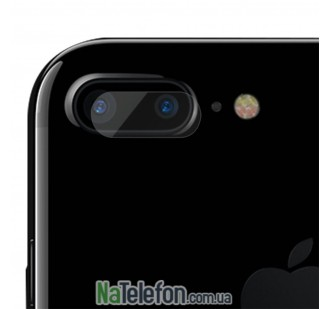 Защитная пленка на камеру USAMS iPhone 7/8 Plus (комплект 2 шт)