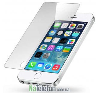 Защитное стекло для APPLE iPhone 5/5S/5C (0.2 мм, 2.5D)