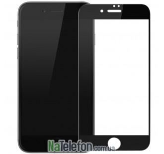 Защитное стекло Baseus для APPLE iPhone 6 Plus Dolphin (0.2 мм, 2.5D, с чёрным Silk Screen покрытием)