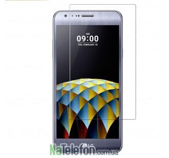 Защитное стекло для LG X Cam (0.3 мм, 2.5D)