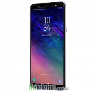 Защитное стекло для SAMSUNG A605 Galaxy A6 Plus (2018) (0.3 мм, 2.5D)