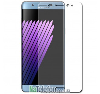 Защитное стекло для SAMSUNG N930 Galaxy Note 7 (0.3 мм, 3D прозрачное)