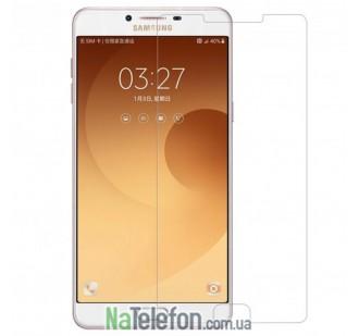 Защитное стекло для Samsung C7 (0.3 мм, 2.5D)