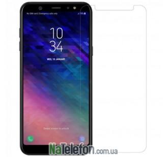 Защитное стекло для SAMSUNG A600 Galaxy A6 (2018) (0.3 мм, 2.5D)