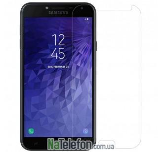 Защитное стекло для SAMSUNG J400 Galaxy J4 2018 (0.3 мм, 2.5D)