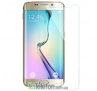Защитное стекло для SAMSUNG G928 Galaxy S6 Edge + (0.3 мм, 3D прозрачное)