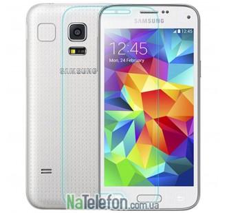 Защитное стекло для SAMSUNG G800H Galaxy S5 Mini (0.3 мм, 2.5D)