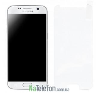 Защитное стекло для SAMSUNG G925 Galaxy S6 Edge (0.3 мм, 3D прозрачное)