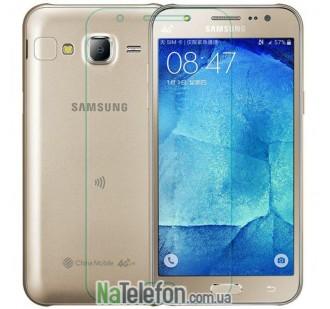 Защитное стекло для SAMSUNG J500 Galaxy J5 (0.3 мм, 2.5D)