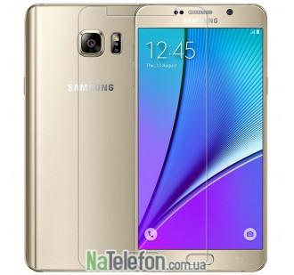 Защитное стекло для SAMSUNG N920 Galaxy Note 5 (0.3 мм, 2.5D)