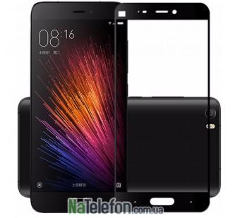 Защитное стекло для XIAOMI Mi5 (0.3 мм, 2.5D, с чёрным Silk Screen покрытием)