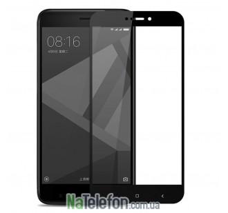 Защитное стекло HONOR 3D Glass 9H для Xiaomi Redmi 5a/Redmi Go Black
