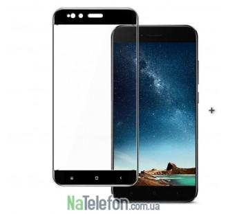 Защитное стекло HONOR 3D Glass 9H для Xiaomi Mi5x/A1 Black