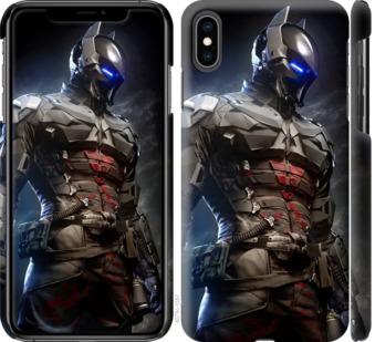 Чехол на iPhone XS Max Рыцарь