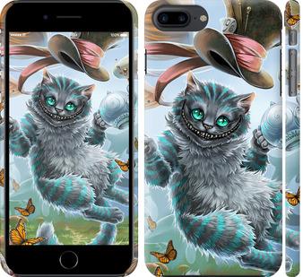 Чехол на iPhone 8 Plus Чеширский кот 2