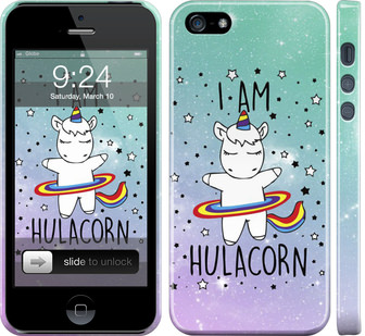 Чехол на iPhone 5 Im hulacorn