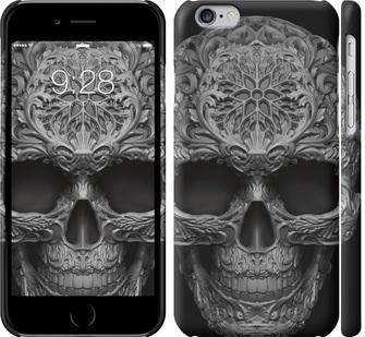 Чехол на iPhone 6s skull-ornament