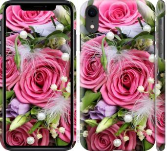 Чехол на iPhone XR Нежность