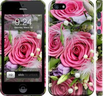 Чехол на iPhone 5 Нежность