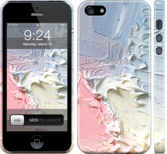 Чехол на iPhone SE Пастель