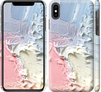 Чехол на iPhone XS Max Пастель