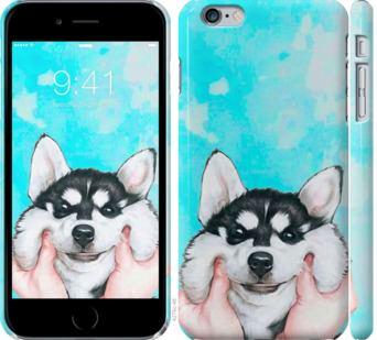 Чехол на iPhone 6 Plus Улыбнись